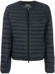Ecoalf Puffer Jacket Feather Down Nylon S Black