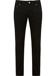 Amapo Straight Trousers Black