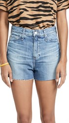 Ag Jeans The Mikkel Shorts 20 Years Haste Destructed