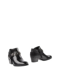 Apepazza Shoe Boots Black