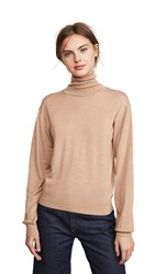Edition10 Turtleneck Sweater Sand