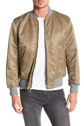 Rag And Bone Manston Reversible Bomber Jacket Navy