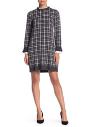 Vince Camuto Long Sleeve Layered Look Dress Petite Blw