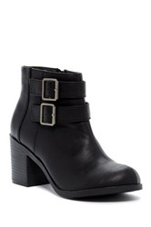 Michael Antonio Bellow Heeled Bootie Black