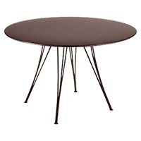 Fermob Rendezvous Table Rosemary Textured Black