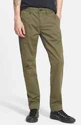 Rag And Bone Men's Rag And Bone 'Fit 2' Chinos Army Green