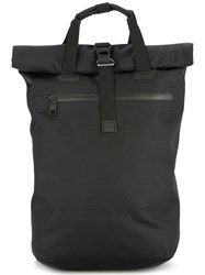 As2ov Square Backpack Black