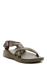 Chaco Zcloud Sandal Green