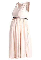 Bellybutton Summer Dress Cream Tan