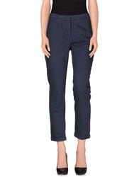 Good Mood Casual Pants Dark Blue