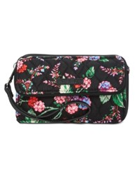 Vera Bradley Rfid All In One Crossbody Winter Berry