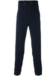 Ermanno Scervino Tailored Slim Fit Trousers Blue