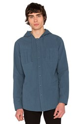 Publish Aedan Shirt Blue