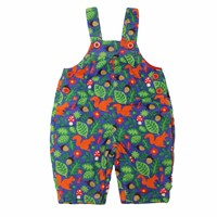 Toby Tiger Squirrel Dungarees