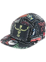 Ktz New Era Monster Cap Black