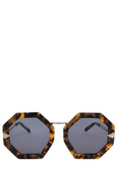 Karen Walker Moon Disco Crazy Sunglasses