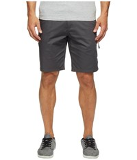 Oakley Icon Chino Shorts Forged Iron Men's Shorts Taupe