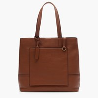 J.Crew All Day Tote Roasted Chestnut