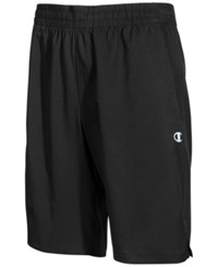 Champion Men's Hybrid Woven Shorts Black