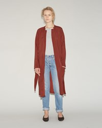 Humanoid Bente Jacket Red Coral