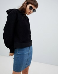 Cheap Monday Attract Hoodie Black