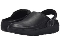 Fitflop Goghtm Pro Superlight Black Women's Clog Shoes