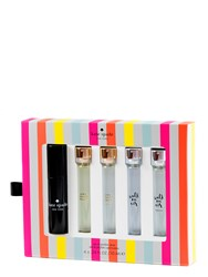 Kate Spade Live Colorfully And Walk On Air Purse Spray Coffret Pink Multi