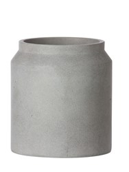 Ferm Living Small Concrete Pot