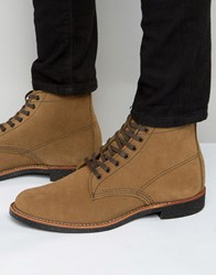 Red Wing Shoes Merchant Suede Boots Tan