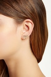 Bansri Grecian Ear Crawlers Metallic