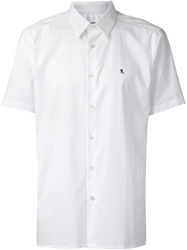 Raf Simons Shortsleeved Shirt White