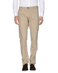 Guess Casual Pants Sand