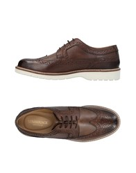 Lumberjack Lace Up Shoes Cocoa