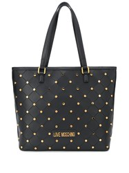 Love Moschino Quilted Tote Bag 60
