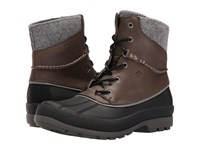 Sperry Cold Bay Boot W Vibram Arctic Grip Grey Men's Cold Weather Boots Gray