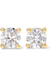 Anita Ko 18 Karat Gold Diamond Earrings