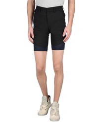 Opening Ceremony Trousers Bermuda Shorts Men Black