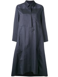 Odeeh Striped Dress Blue