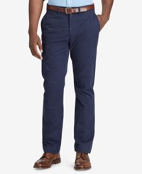 Polo Ralph Lauren Men's Big And Tall Classic Fit Stretch Chino Pants Nautical Ink
