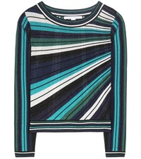 Diane Von Furstenberg Joletta Sweater Multicoloured