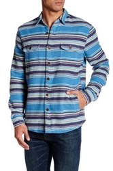 Faherty Durango Jacket Blue