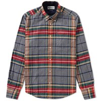 Barbour Castlebay Shirt Grey