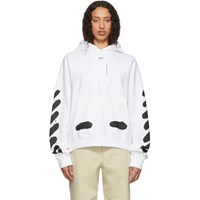Off White Ssense Exclusive Spray Paint Hoodie