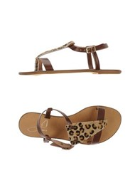 Le Stelle Footwear Thong Sandals Women