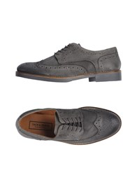 Jack And Jones Lace Up Shoes Lead