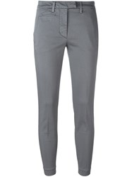 Dondup 'Perfect' Trousers Grey