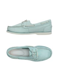 Timberland Loafers Turquoise