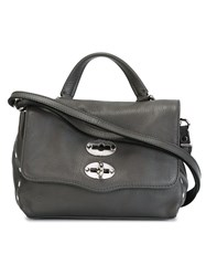 Zanellato Mini 'Postina' Satchel Grey