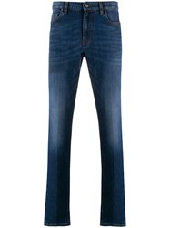 Z Zegna High Rise Slim Fit Jeans 60