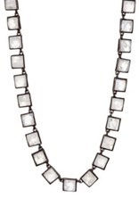 Nak Armstrong Women's Mosaic Necklace No Color